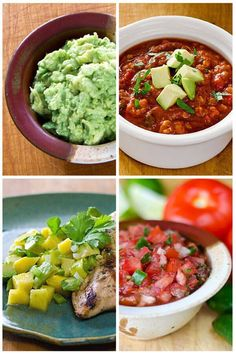 Paleo recipes for Cinco de Mayo: paleo versions of your favorite Mexican recipes from grain-free tortilla chips to dairy-free flan. All gluten-free recipes. ~ http://cookeatpaleo.com