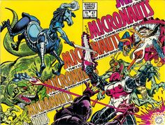 Cover for Micronauts (Marvel, 1979 series) #47