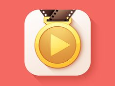Coaching App Icon Design by RamotionGoogle+ | Dribbble | Behance | Twitter | http://ramotion.com