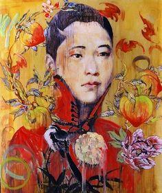 High fashion - Hung Liu