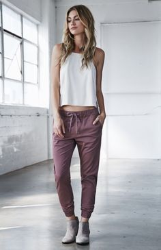 Pacsun Bullhead Denim Co. Chino Twill Drawcord Jogger Pants Found on my new favorite app Dote Shopping #DoteApp #Shopping
