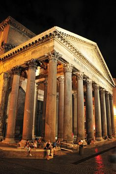 Panteón de Agripa, Rome. #travel #travelinsurance #iloveinsurance See the world. Do your travel insurance comparison online, save time, worry, and loads of money. http://www.comparetravelinsurance.com.au/