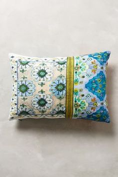Pirra Pillow #Anthropologie