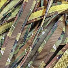 Yellow and Multicam. It's time to match your belt with that wallet #recycledfirefighter