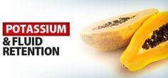 Potassium and Fluid Retention - ProgressiveHealth.com