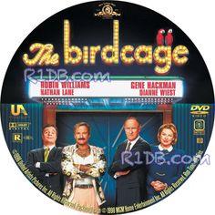 the bird cage | The Birdcage (1996) - DVD Cover Art