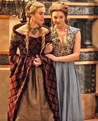 margaery tyrell & cersei game of thrones