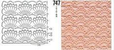 Patterns * Crochetes for crochet - Crochet Modnoe Vyazanie
