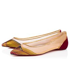 Shoes - Saprati Fabric - Christian Louboutin