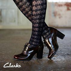 Clarks Autumn/Winter 2014 Collection | Women's shoes | Ciera Pier | Women's block heels