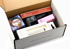 Wantable Makeup Box│October 2013