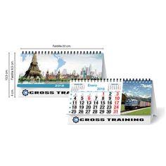 Venta de calendarios con su Logotipo a todo color. Calendarios Personalizados de Sobremesa aquí encontrará los precios más económicos del mercado.