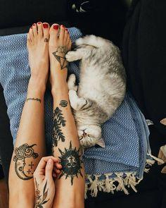 """4,527 Likes, 5 Comments - Insta Tattoo Rio ® (@instatattoorio) on Instagram: """"❤ Mod: @jule.popule ____________________________________ #blacktattoo#tattooed#tattoogirl…"""""""