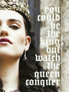 I always loved the Lady and the Queen  Morgana... Well, I need to sort my priorities...
