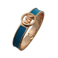 Michael Kors Skinny Logo Blue Accessories Outlet