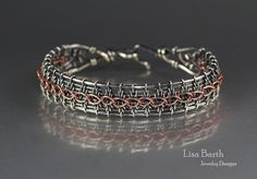 Here is my latest design.  If you'd like to learn how to make this, you sure can.  Here is the  link:  https://www.etsy.com/listing/385683042/laced-up-woven-bracelet-tutorial?ref=shop_home_active_1
