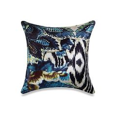 TRACY PORTER Poetic Wanderlust Sisley Printed Square Throw Pillow $39 BEST PRICE GUARANTEE FREE WORLD SHIPPING (LOCAL ORDER PICK UP IS ALSO AVAILABLE & GET 20% OFF)