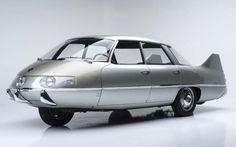 Pininfarina X - PFX