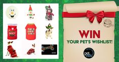 """"""" I just created my pet's wishlist from Pet Valu. You can enter too using my link and I'll earn a bonus entry. Dear Santa, Colby Jack, Pets, Holiday Decor, Create, Link, Animals And Pets"""