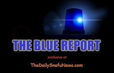 """""""THE BLUE REPORT"""" Thursday, 19 February 2015  VIDEO: Can this """"less lethal"""" bullet save lives, or compromise cops' safety…; Ferguson police testing """"less lethal"""" attachment for guns; Dept of Justice may file lawsuit against Ferguson PD over racial discrimination…; Eric Holder to announce result of investigations before his departure; """"White Power"""" threatening letter appear at Connecticut police department…….for latest news, visit TheDailySnafuNews.com – More news, less BS!"""