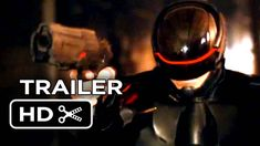 RoboCop Official Trailer #2 (2014) - Samuel L. Jackson, Gary Oldman Movie HD