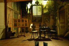 petit théâtre maison de  George Sand à Nohant (36)