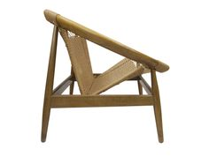 Model 23 easy chair by Illum Wikkelso. $1750