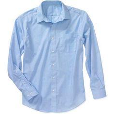 George Big Men's Long Sleeve Poplin Dress Shirt, Size: 2 x 3637