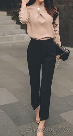 Stylish Work Outfits, Summer Work Outfits, Work Casual, Office Wear Women Work Outfits, Cute Professional Outfits, Work Attire Women, Fashionable Outfits, Formal Casual Outfits, Business Professional Attire