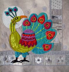 The last 4 days my quilting soul was filled to the brim. Stitching with Sue Spargo, being with friends and meeting new quilters was very s...