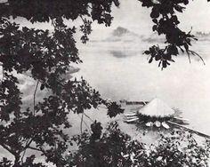 Club de Veleros (Club Náutico Mexicano), ruta del Lago, Valle de Bravo, Estado de Mexico, 1962 Arqs. Victor de la Lama y Jesus Garcia Collantes - Sailing club (Club Nautico Mexicano), Valle de Bravo, Mexico