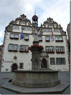 Alcaldía, Rathaus, Bad Hersfeld