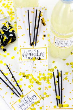 new years eve...free printables...