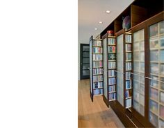 bookcase // dvd storage