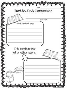 Guided Reading FREEBIES! Comprehension and book extension activities to use with any text!
