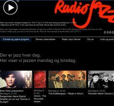 Radio jazz i aften kl. på FM og på nettet www. Wounded Healer, Classical Music, Copenhagen, Mythology, Velvet, Classic Books