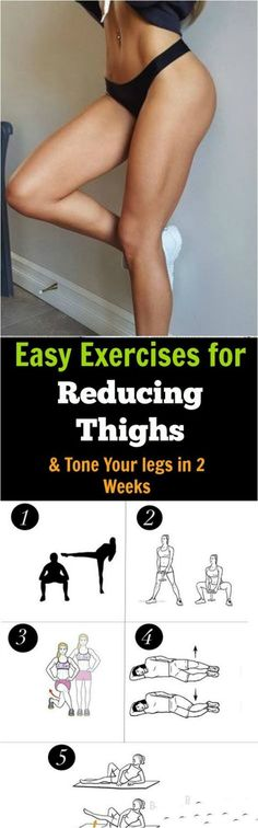 Exercise 10 Best Exercises to Lose Upper Thigh Fat in Less Than 7 Days - Do you want to lose upper thigh fat? This post will take you through the best exercises to lose upper thigh fat quickly in just one week. Fitness Workouts, Fitness Motivation, Easy Workouts, Cardio Gym, Body Fitness, Fitness Diet, Health Fitness, Exercise To Reduce Thighs, Mental Training