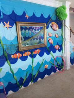 Under The Sea Bubble Guppies Birthday Party Ideas   Photo 1 of 23   Catch My Party