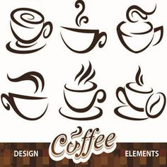 Coffee-and-Cafe---Vector-Set