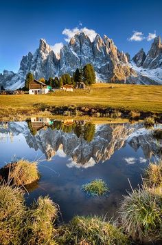 Dolomites, Italy http://www.tauck.com/tours/europe-tours/central-and-eastern-europe-tours/swiss-alps-tour-da-2016.aspx