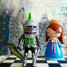 #playmobil & #momiji tanışması =)