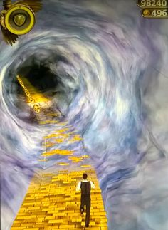 Portal Scene - App Art Favorites Temple Run: Oz