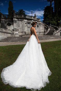 Milla Nova Bridal Wedding Dresses 2017 britani2 / http://www.himisspuff.com/milla-nova-bridal-2017-wedding-dresses/14/