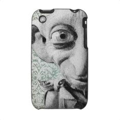 Dobby 4 iphone skins from http://www.zazzle.com/harry+potter+dobby+iphone+cases