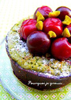 Saveur, Baked Potato, Plum, Potatoes, Baking, Cake, Ethnic Recipes, Desserts, Food