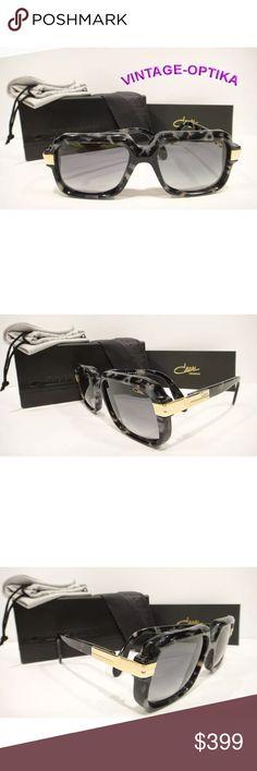 423f11b86b2 Selling this CAZAL Sunglasses Black Gold Marble New in my Poshmark closet!  My username is  vintage optika.