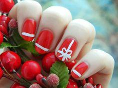 Christmas DIY Nail Art Designs   NAIL PIXIIE