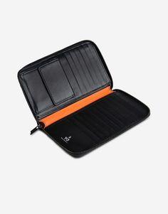 Y-3 Online Store -, Y-3 Leather Wallet