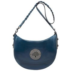 Mulberry - Daria Satchel in Petrol Soft Spongy Mulberry Purse, Special Birthday, Beautiful Bags, Saddle Bags, Satchel, Shoulder Bag, Handbags, Purses, Totes