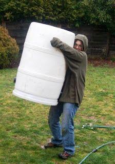 DIY Rain Barrels: Harvesting the Sky | End Of Ordinary